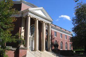 Trinkle Hall at University of Mary Washington