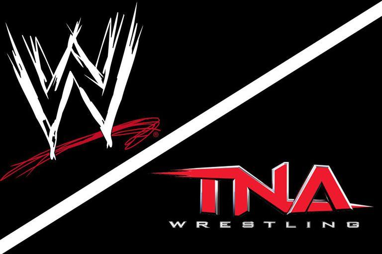 WWE Logo & TNA Logo