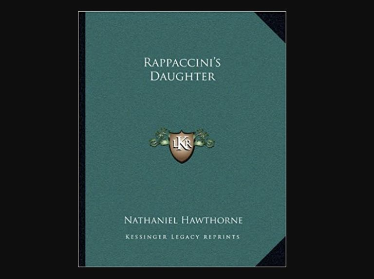 Rappaccini's Daughter book cover
