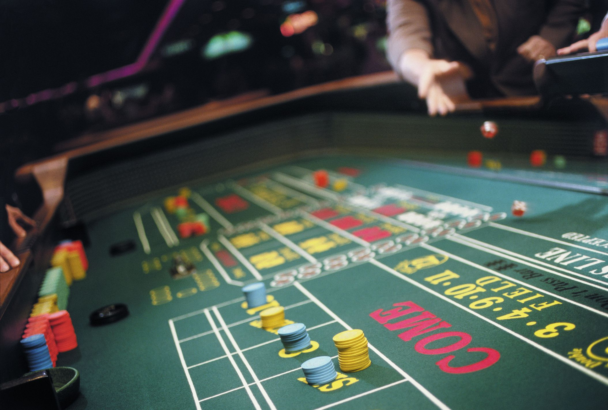 How To Play Craps At Casino