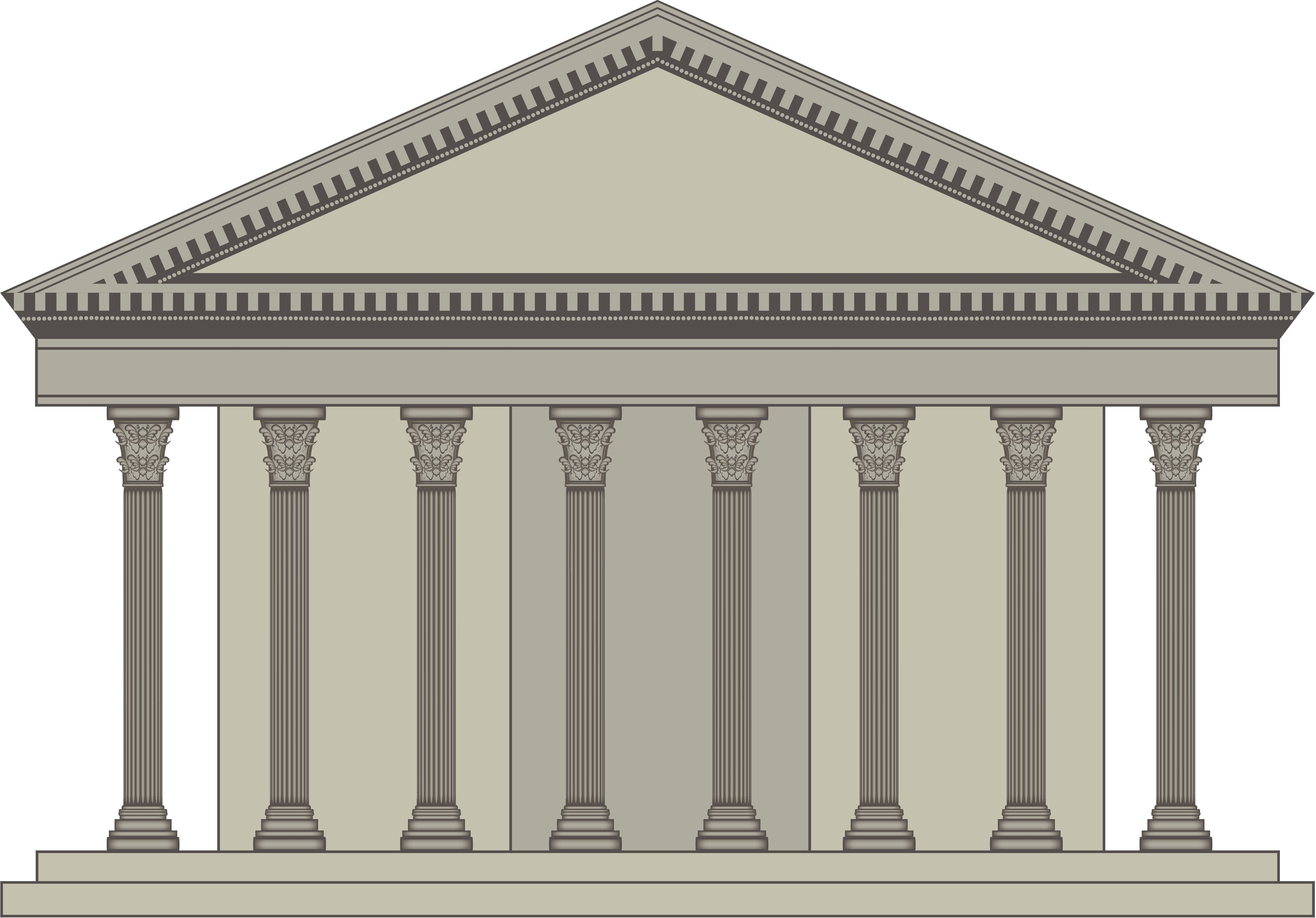 6ecf5a9c7a01 Greek Temples - Residences for the Ancient Greek Gods