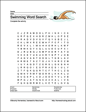 23 Back to School Word Search Puzzles for All Ages