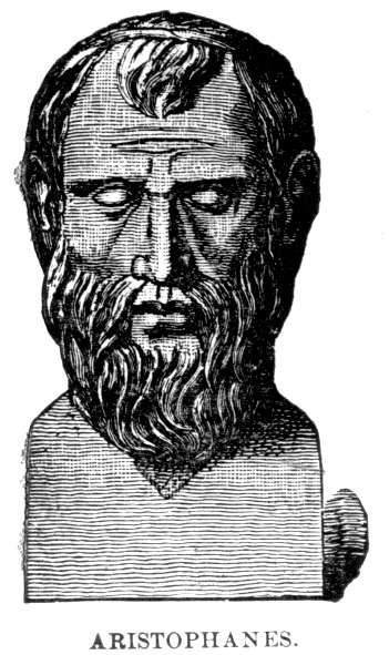 aristophanes view on love