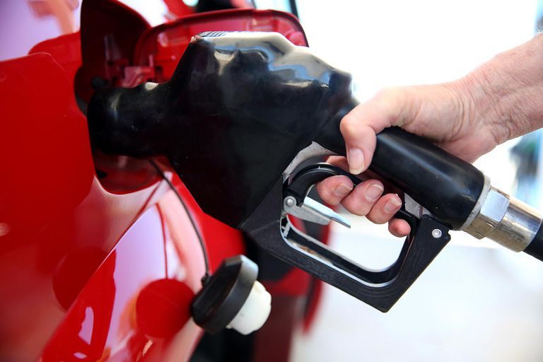 Price of Gas at the Pump