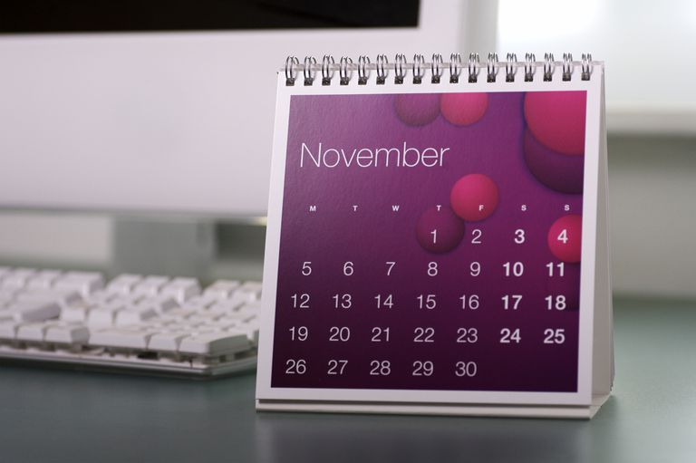 Early Action and Decision Deadlines are Often in Early November