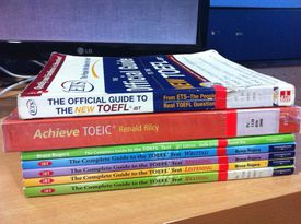 TOEFL and TOEIC Study Guides