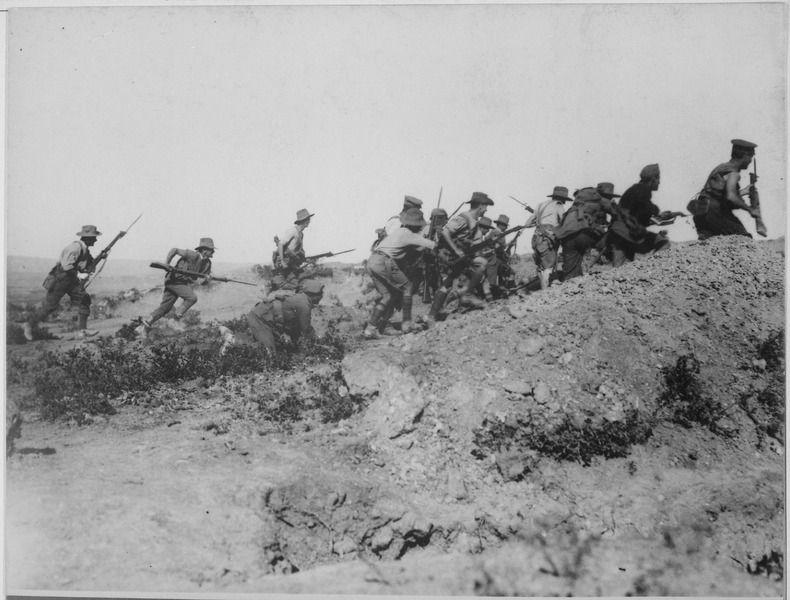 World War I: Battle of Gallipoli