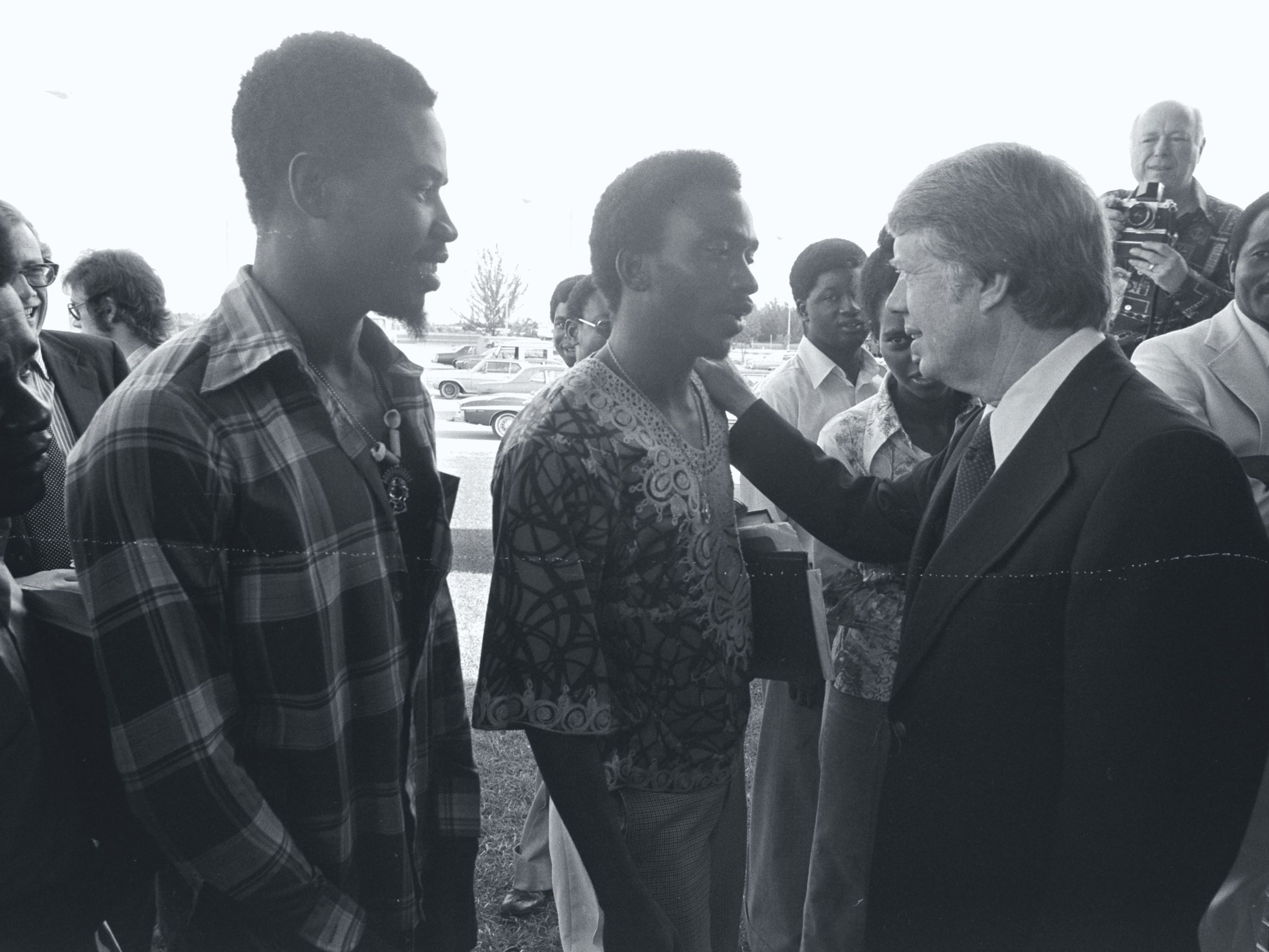 President Jimmy Carter S Record On Civil Rights And Race Relations