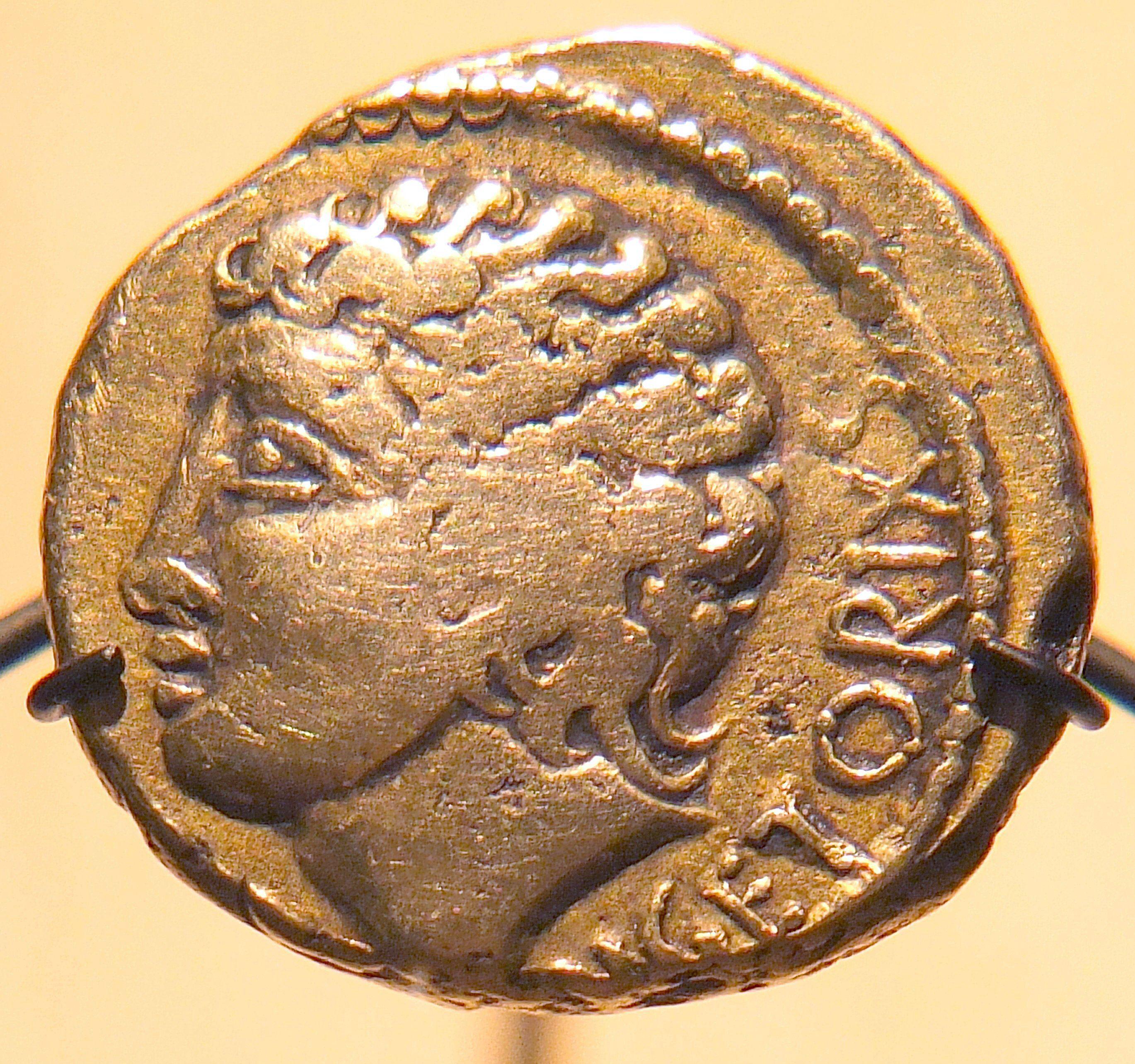 Vercingetorix coin