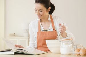If you have either baking powder or baking soda, you can substitute ingredients.