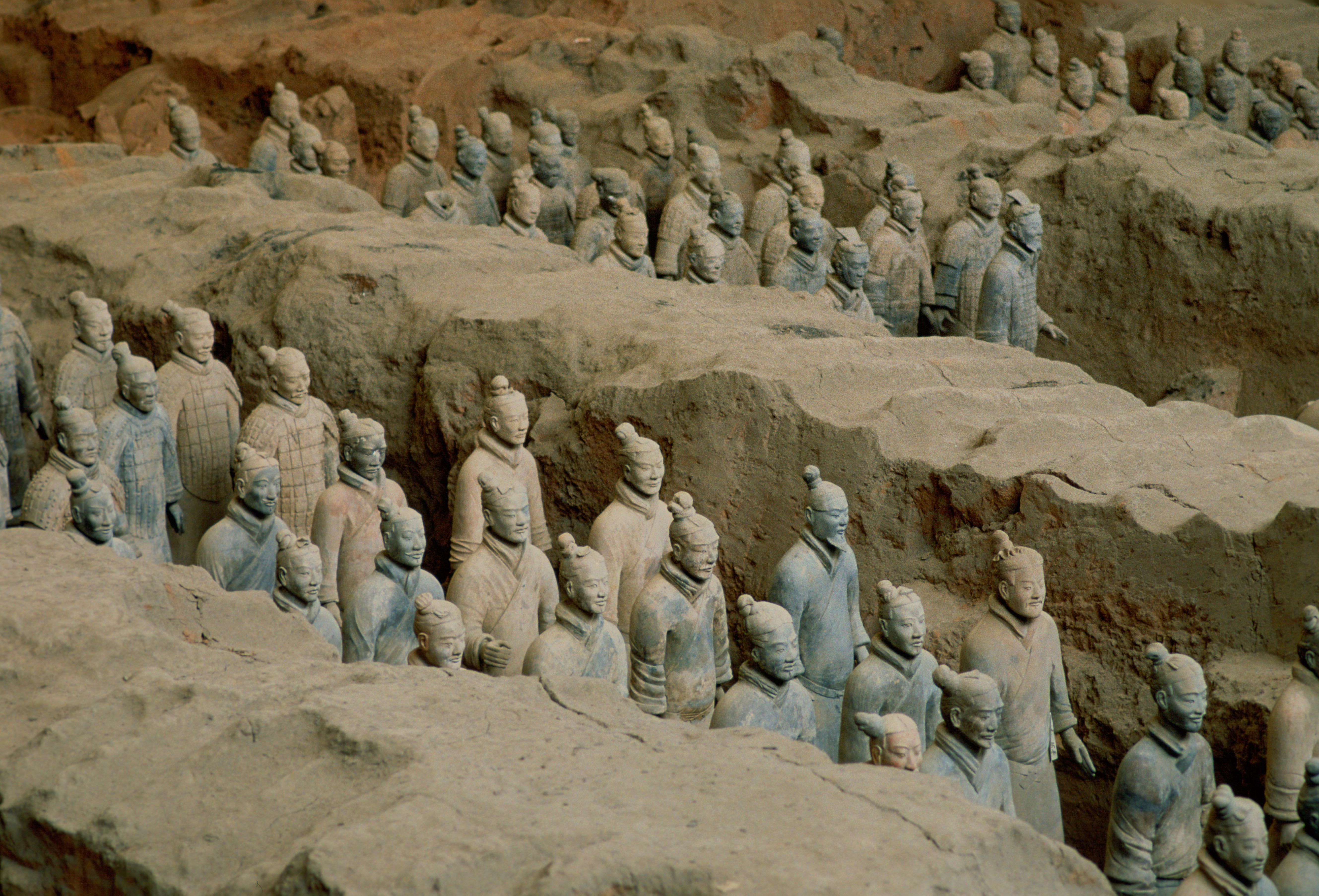 Terracotta Army of Warriors