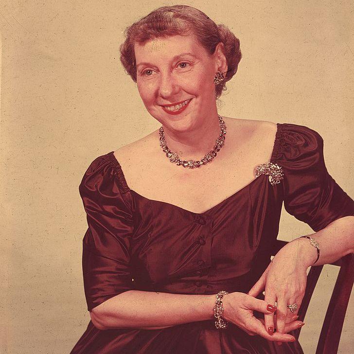 Mamie (Marie) Geneva Doud Eisenhower (1896 - 1979)