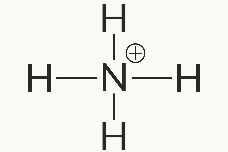 Ammonium ion