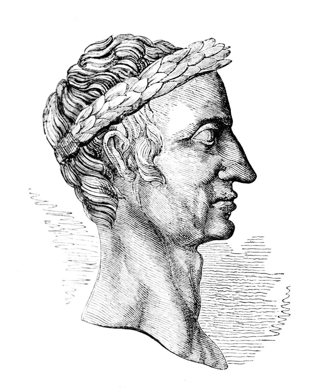 Caesar, the man himself
