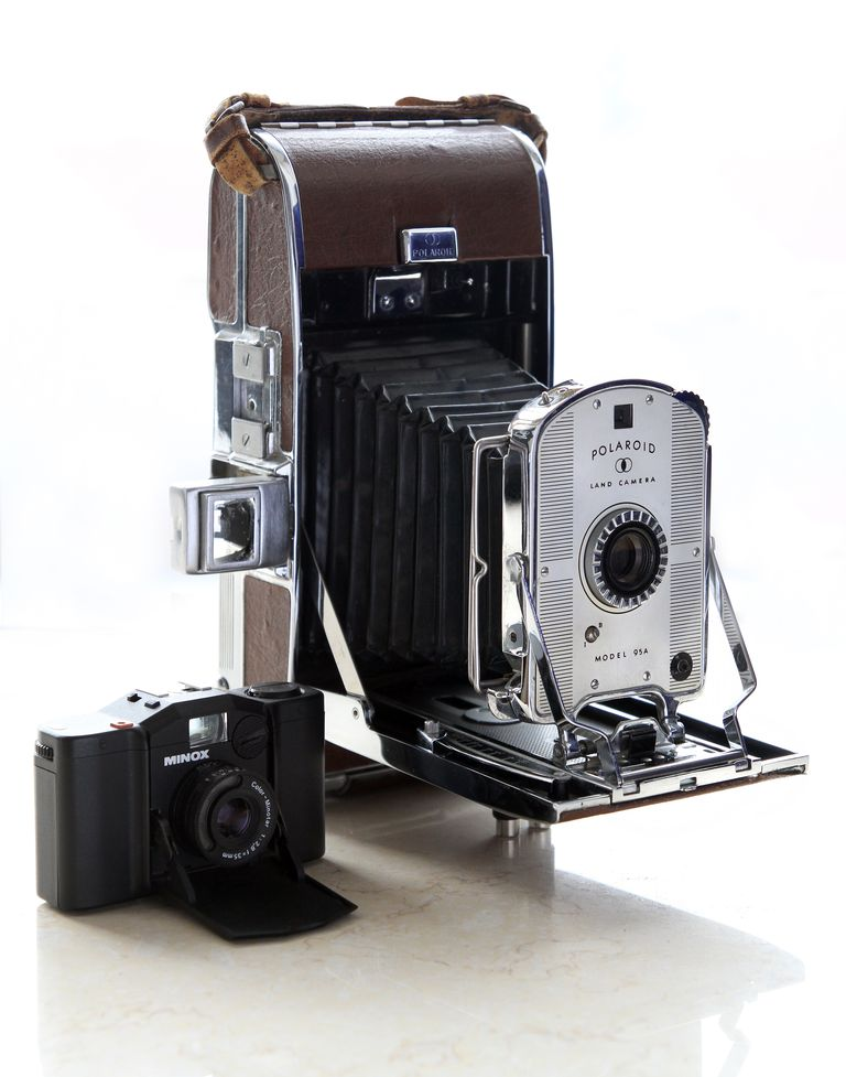 The Polaroid Land Camera 95A