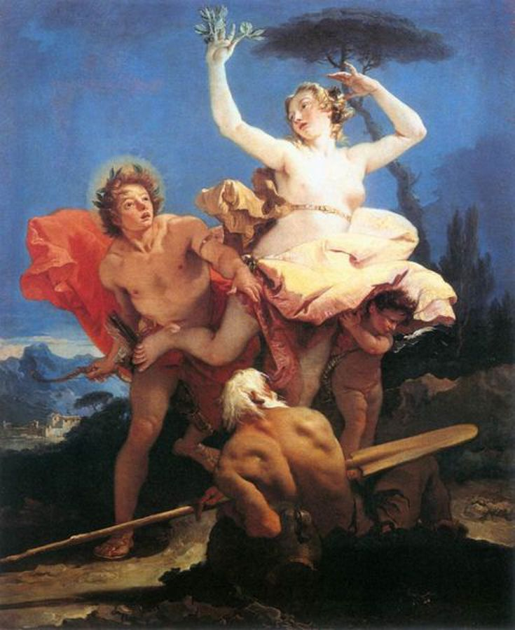 Image result for zeus flying to earth in renaissance painting