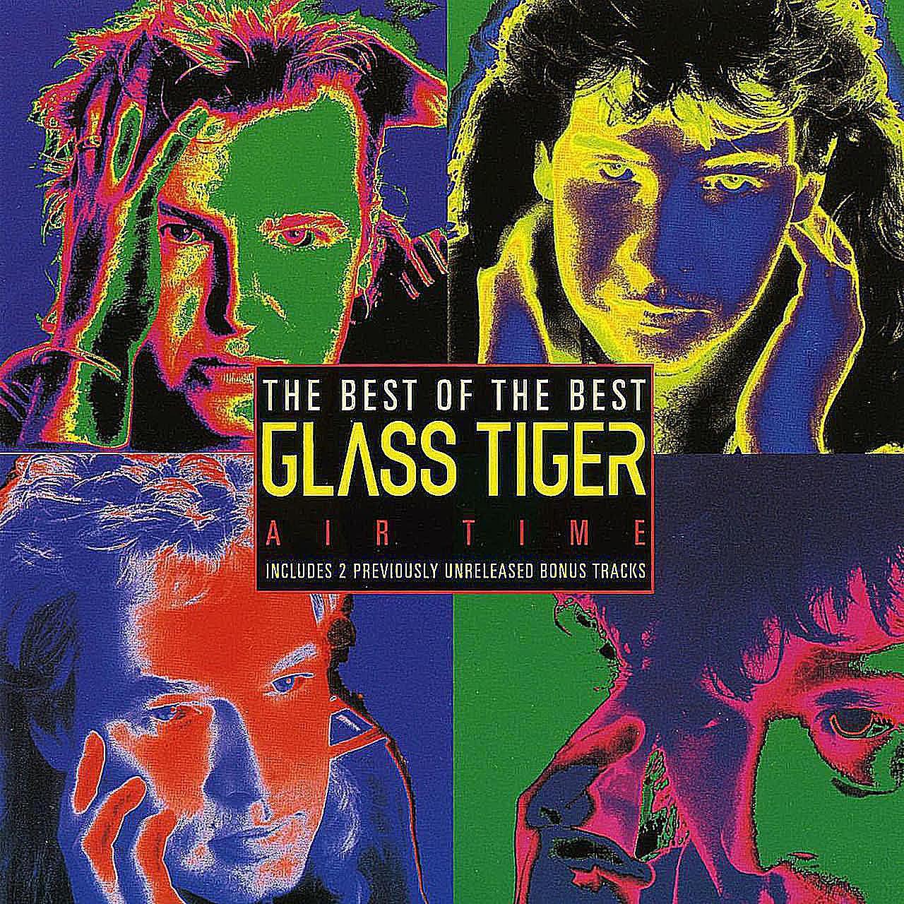 La banda canadiense Glass Tiger disfrutó de un éxito considerable en los 80 a pesar de tener un nombre desconcertante.