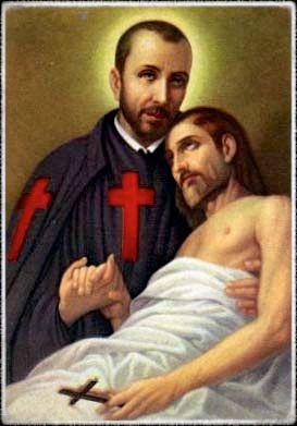 St. Camillus de Lellis. (Public domain)