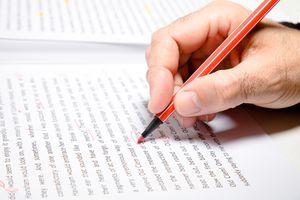 Revising a paper