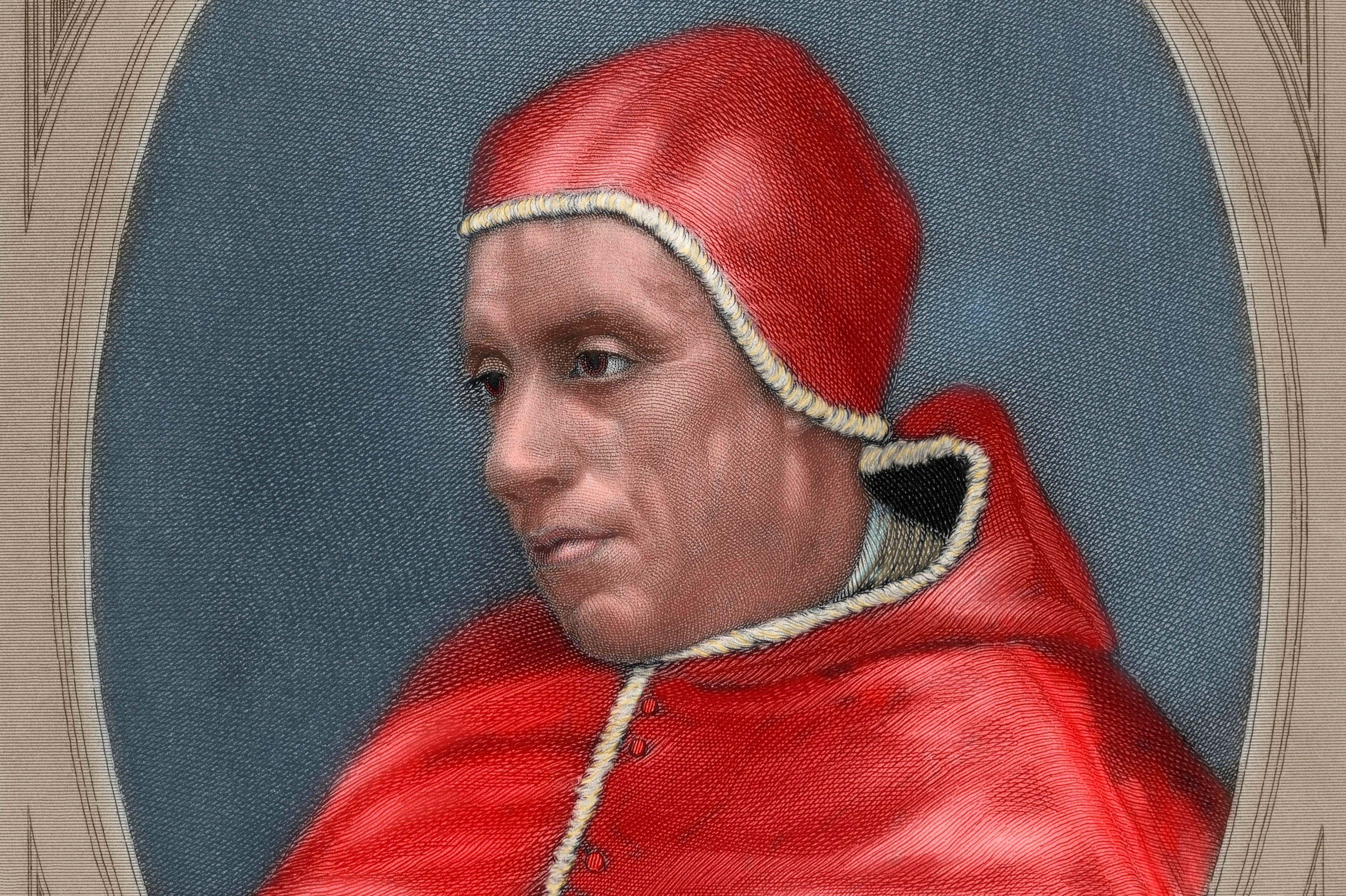 Γρηγόριος XII.  Πάπας μεταξύ 1406 και 1415.