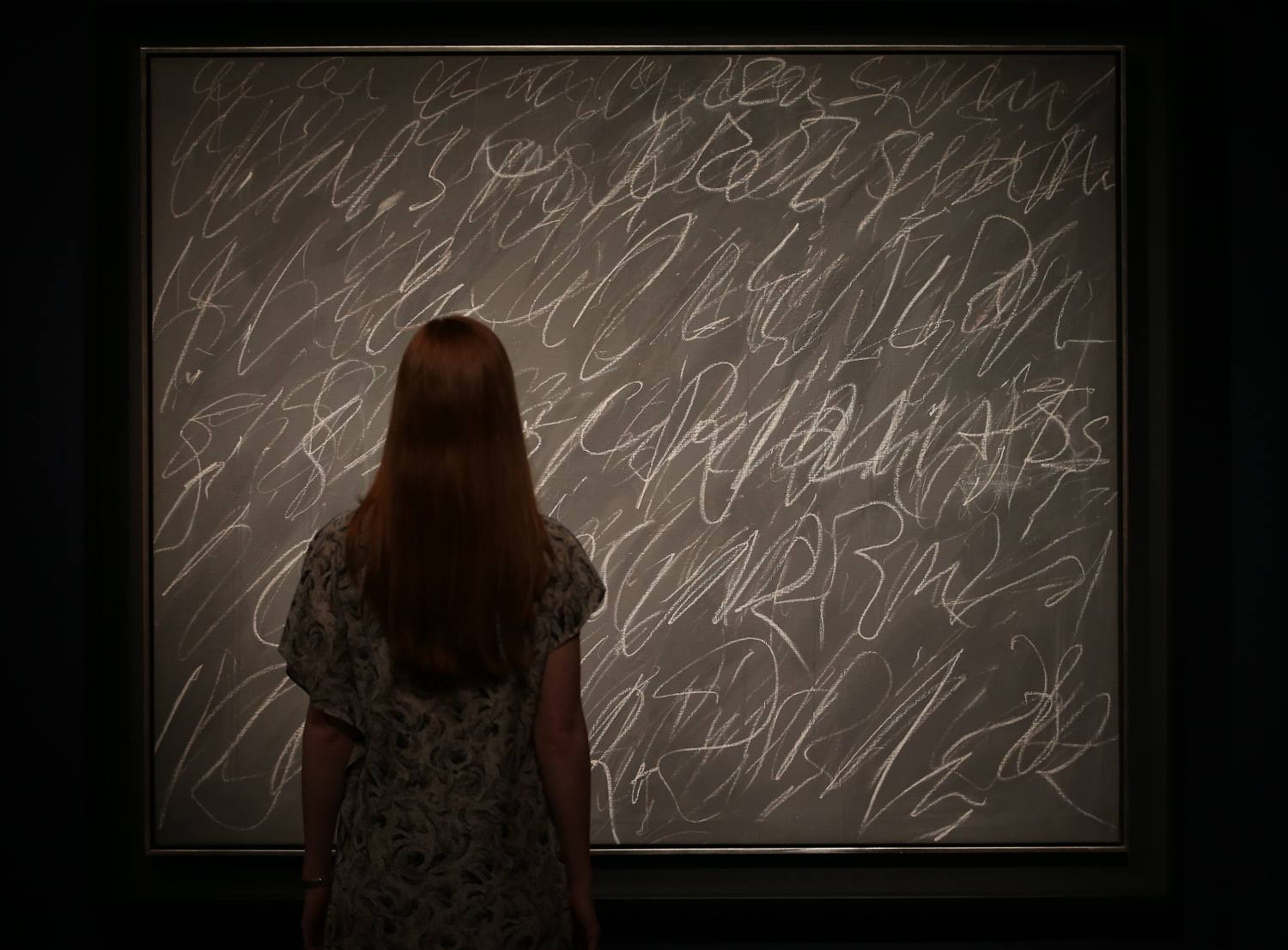 cy twombly untitled new york