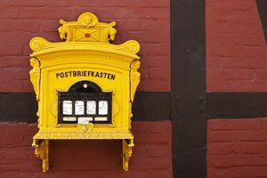 German mailbox