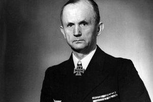 Karl Doenitz during World War II