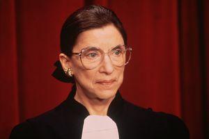 Ruth Bader Ginsburg, 1993