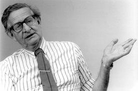 Photo of Hans Eysenck