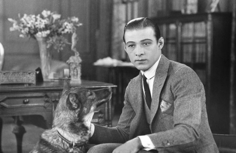"""Rudolph Valentino: Iconic """"Latin Lover"""" Became Hollywood Activist"""