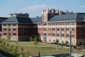 Snead Hall at Virginia Commonwealth University's Monroe Park campus