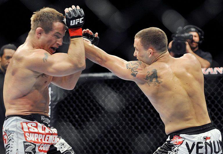 MMA Match Featuring Frank Edgar
