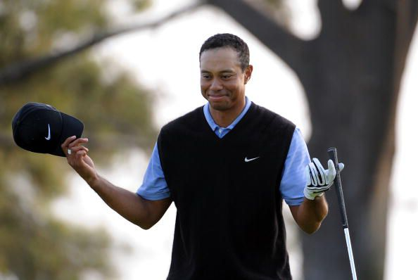 Tiger Woods - Best PGA Tour Scoring Averages