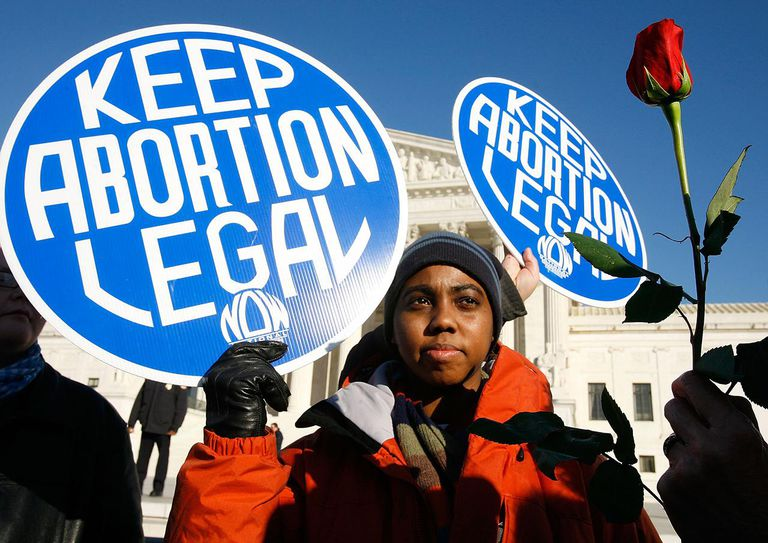 Anti-Abortion Activists March In Washington