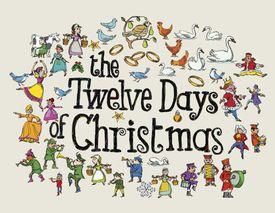 The Twelve Days of Christmas Printables