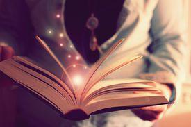 Magic Fairy Tale Book