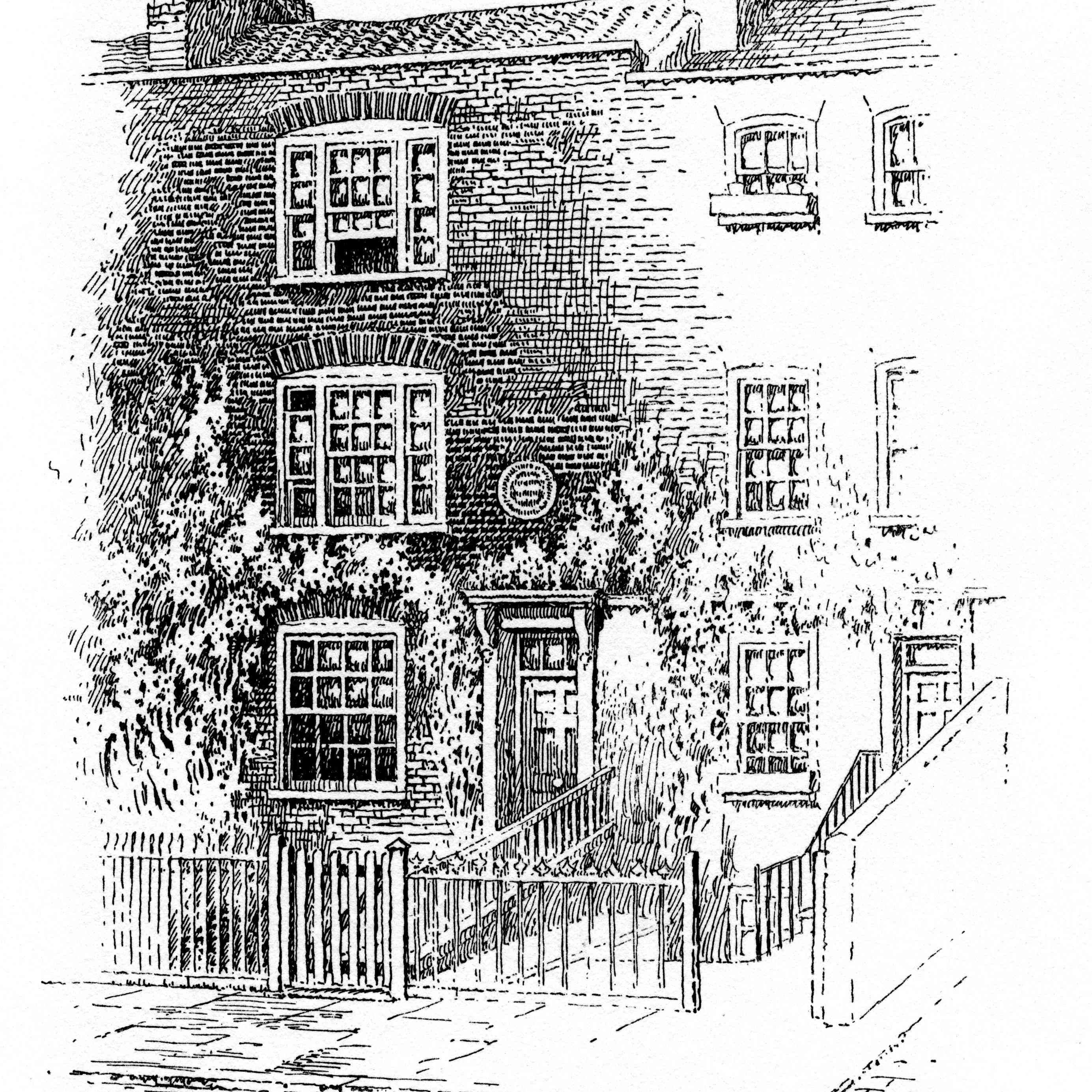 William Blake's house