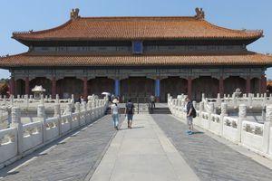 Palace of Peaceful Longevity (Beijing, China)