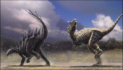 giganotosaurus vs argentinosaurus who wins