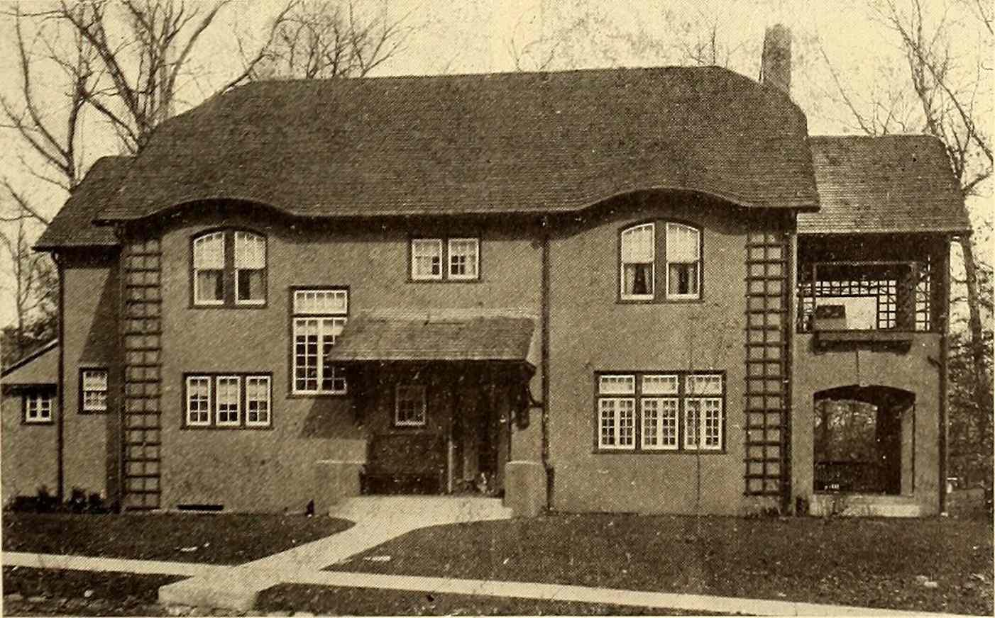 Renaissance Revival House Style