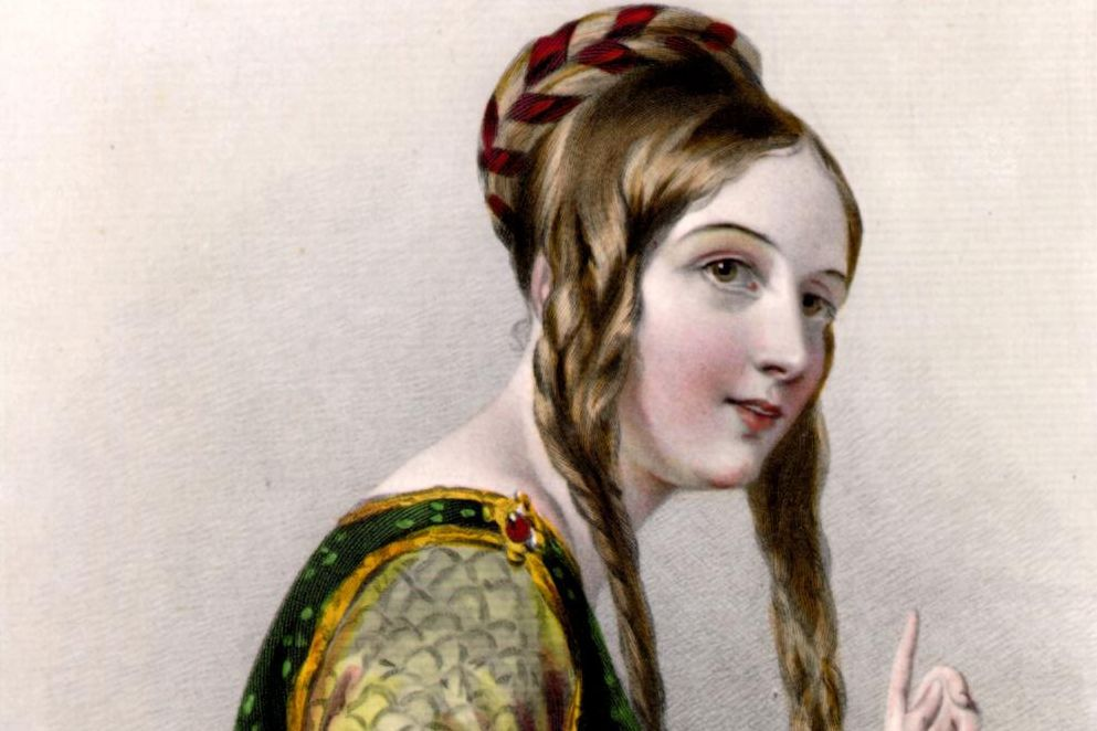 Eleanor of Aquitaine, Queen Consort of Henry II of England