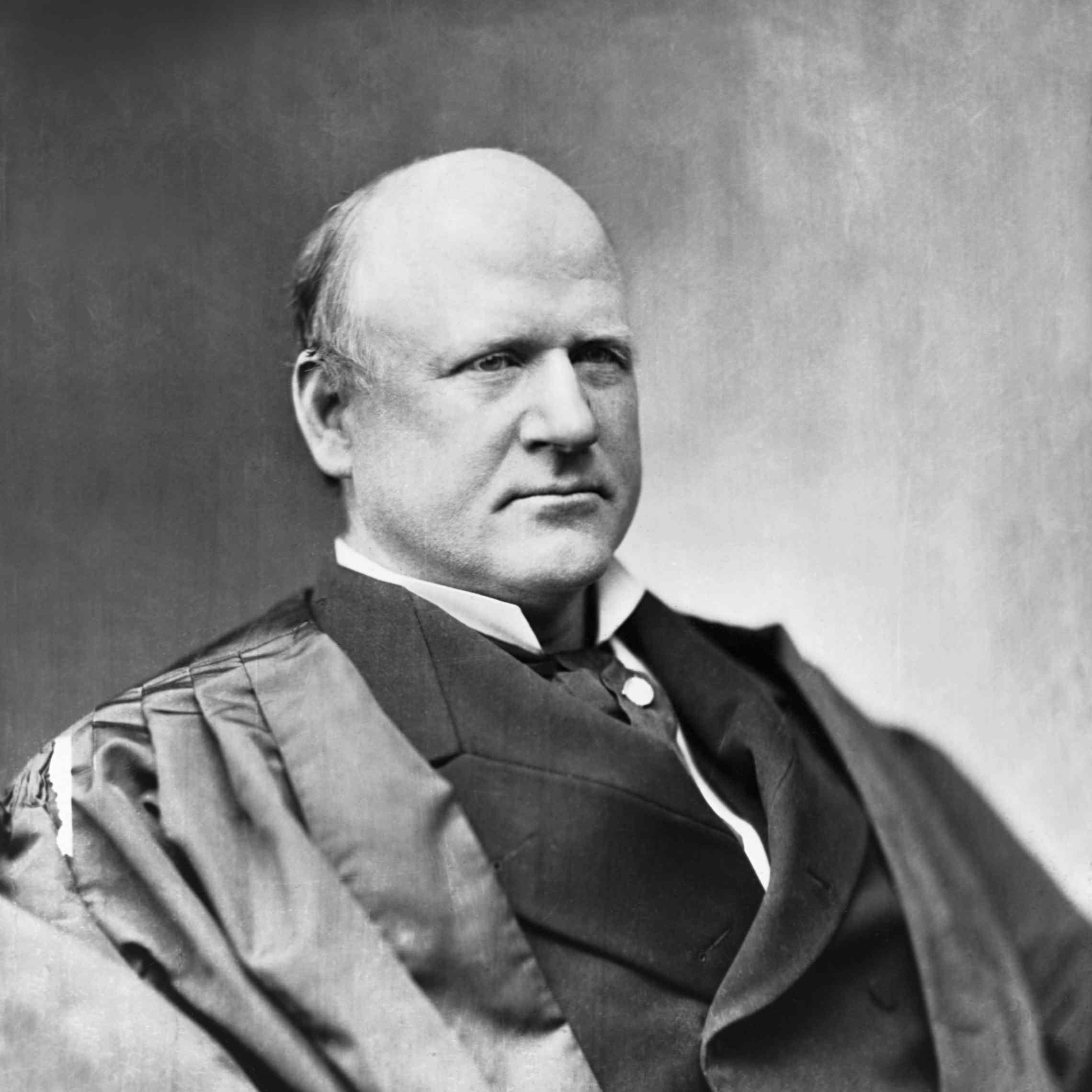 Justice John Harlan