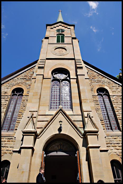 Baldwin-Wallace College Chapel