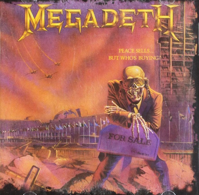 Megadeth - Peace Sells...But Who's Buying