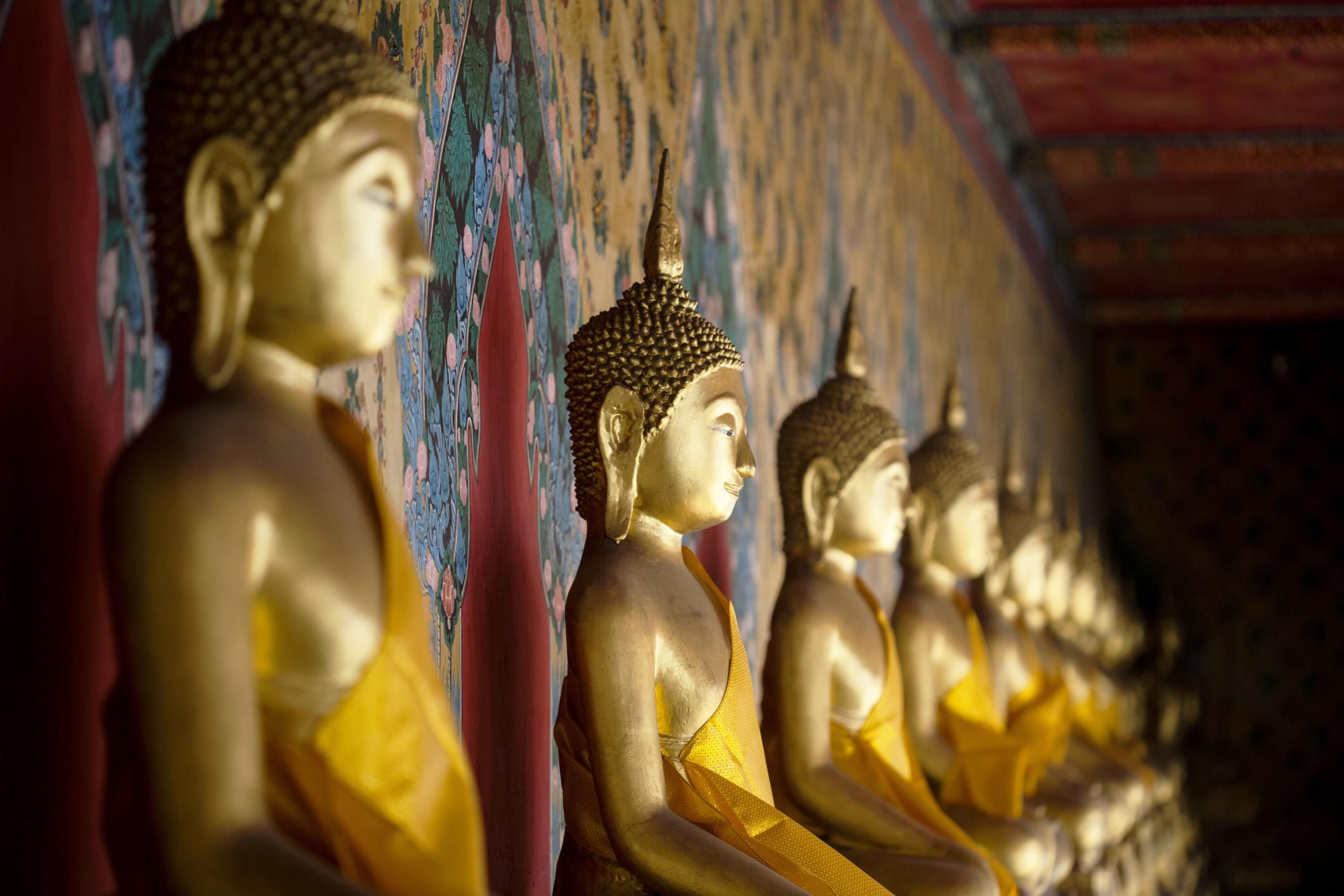 Taking Refuge: Becoming a Buddhist