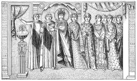 Empress Theodora I (c.500-548)
