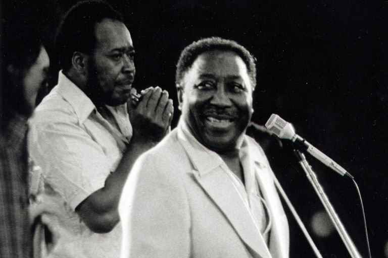Muddy Waters in Toronto, Canada, 1971