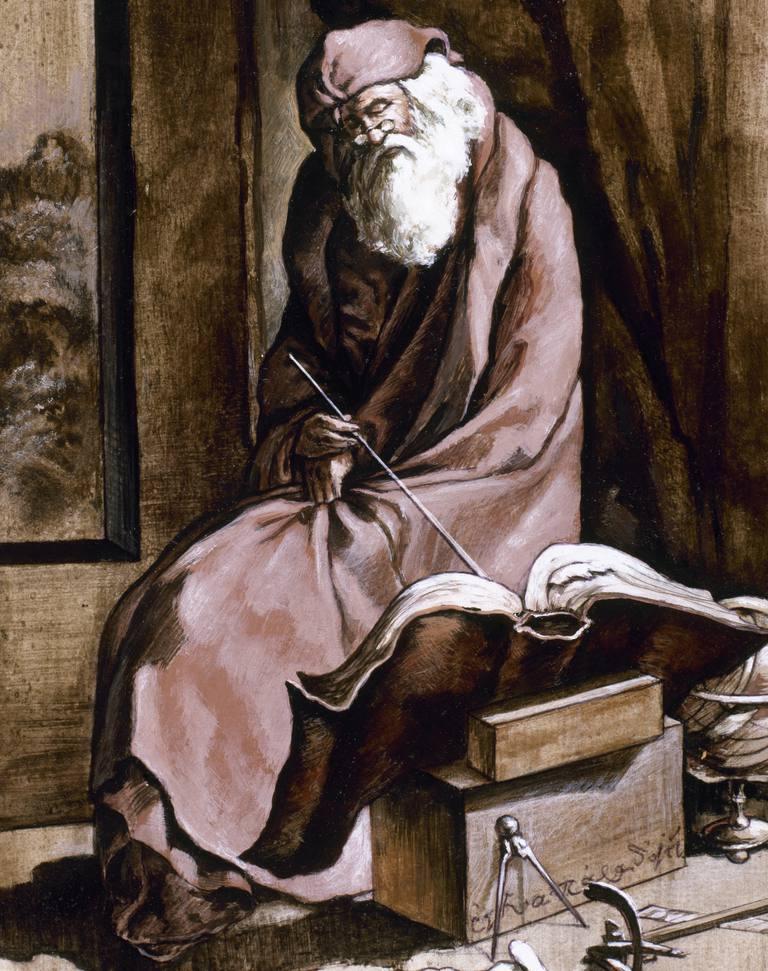 Anaximenes (c. 610-547 BC)