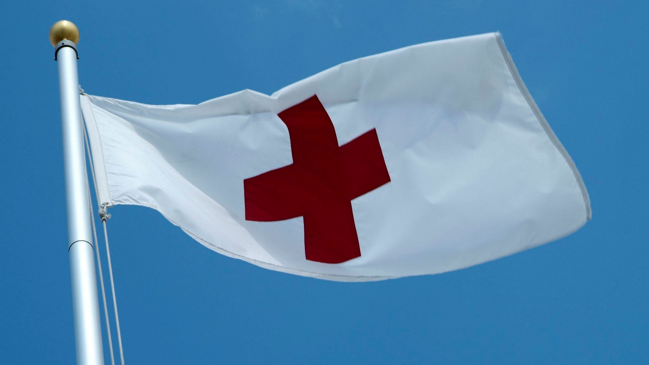 When did you start with the American Red Cross 2008?
