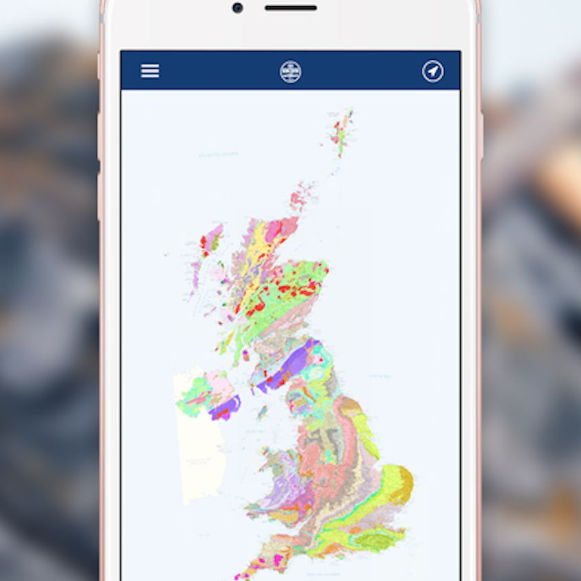 8 Best Geology Apps for iPhones, iPads and Androids